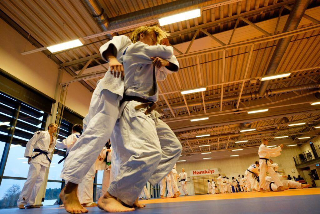 Dags att söka in till Riksidrottsgymnasiet i judo