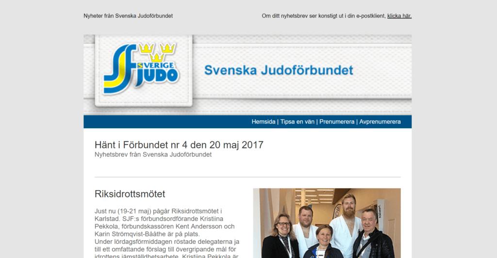 Hänt i förbundet 4/2017