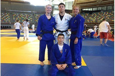 Två silver och en femteplats på europacup för juniorer