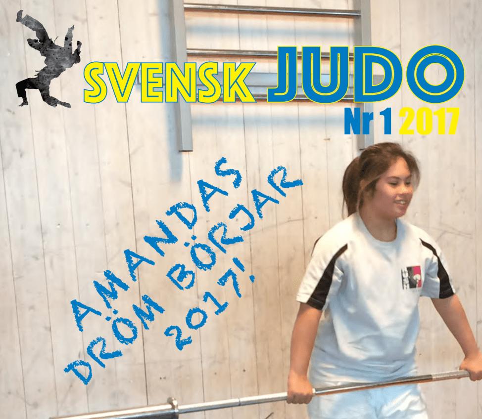 Svensk Judo 1/17