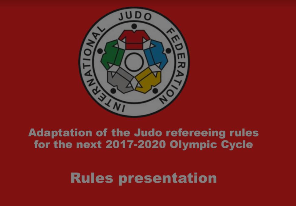 Uppdatering av ny tolkning av internationella domarregler