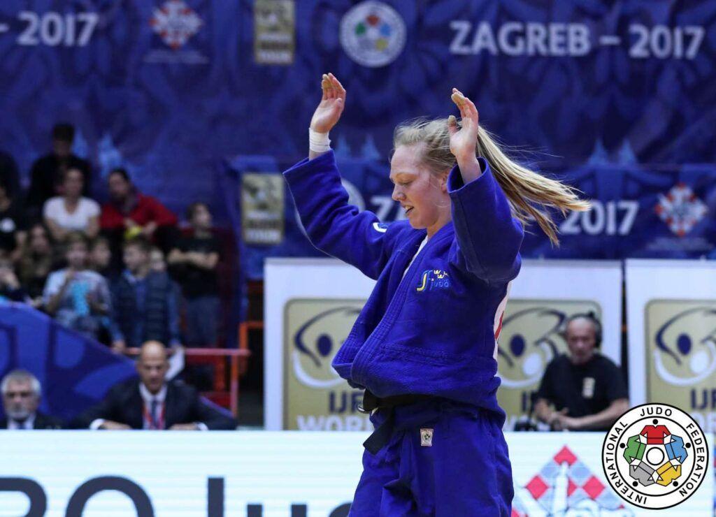 Framgångsrik helg för landslaget på Grand Prix Zagreb