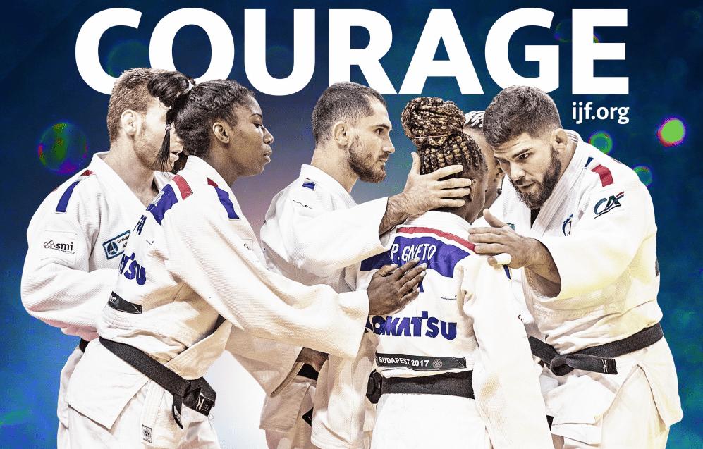 Hur firar ni World Judo Day?