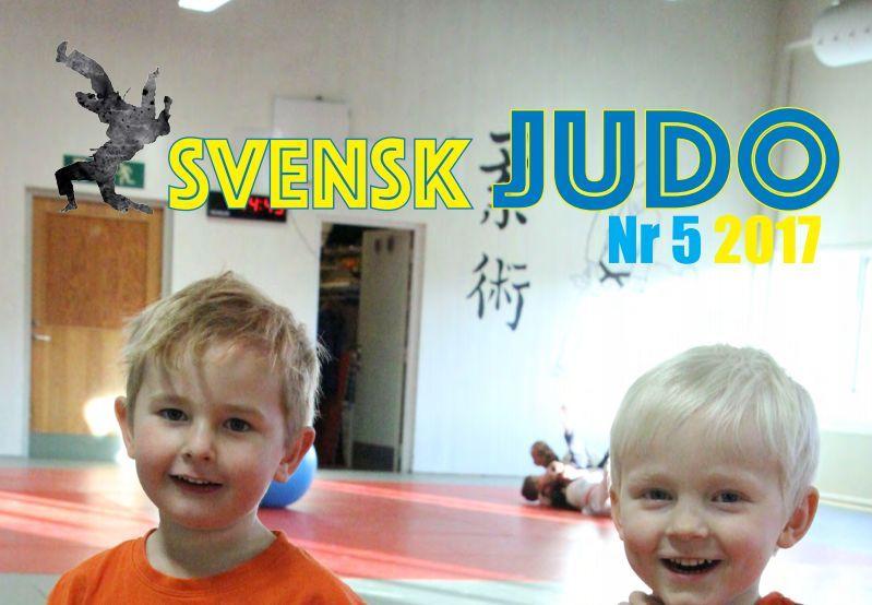 Svensk Judo 5/17