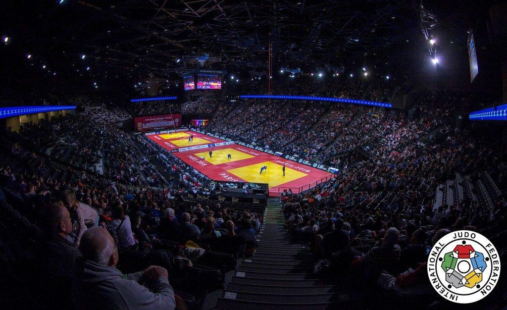 Två sjundeplatser på Paris Grand Slam