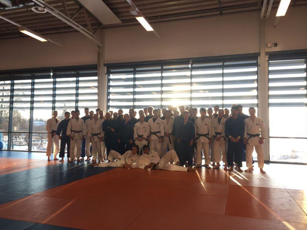Årets första Judo Skapar Vinnare-läger