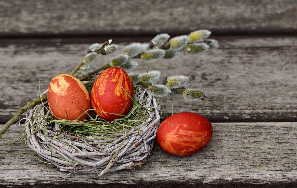 Kansliets öppettider över påsk