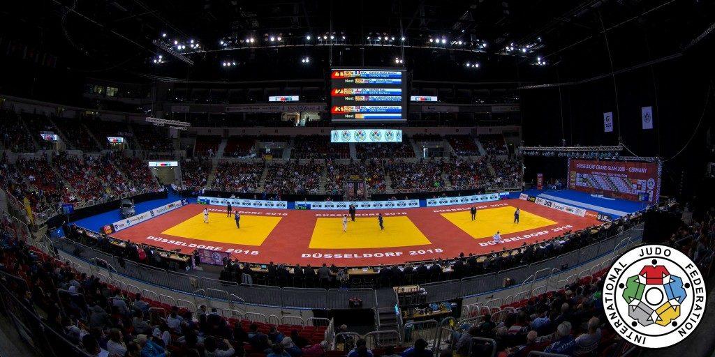 En sjundeplats på Grand Slam i Düsseldorf
