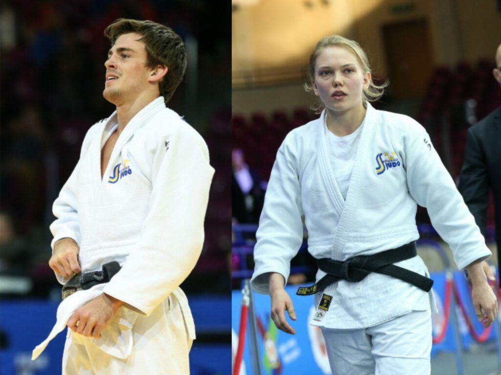 Pressmeddelande: Två svenskar seedade i judo-VM