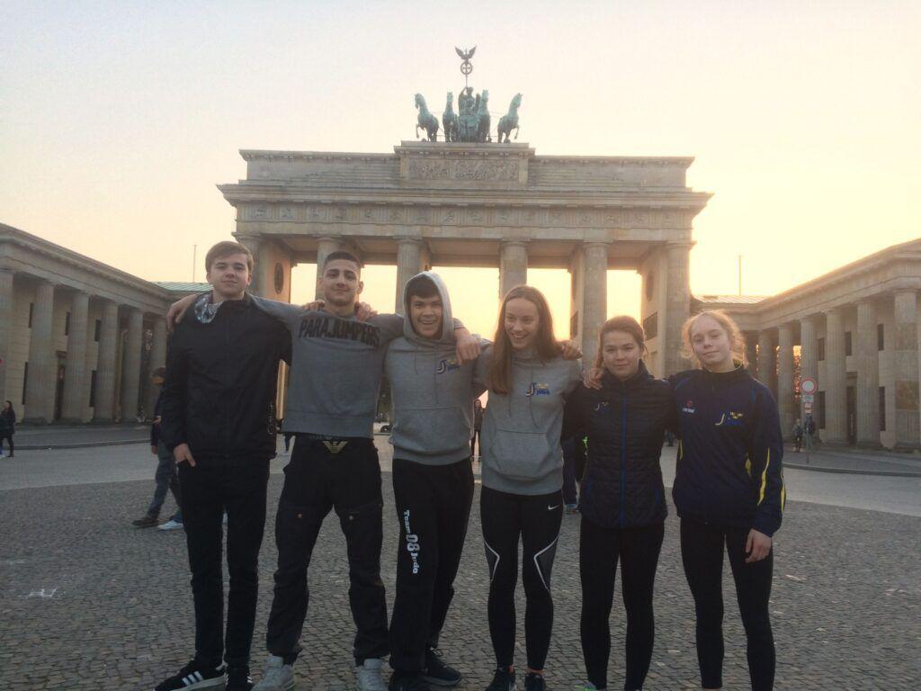 Stark insats men inga medaljer på Europacupen i Berlin