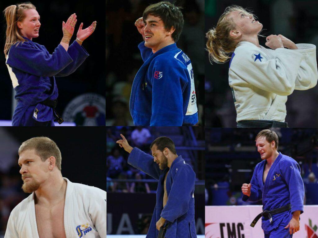 Efter två färska Grand Prix-guld är målet givet: två EM-medaljer på sex tävlande