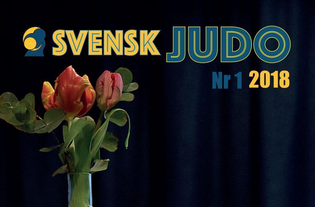 Tidningen Svensk Judo 1/18