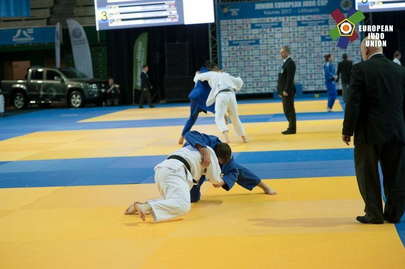 Tove slutade 7:a på Europacupen för juniorer i Litauen
