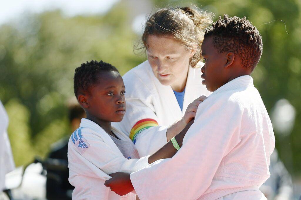 Svensk Judo på Almedalsveckan