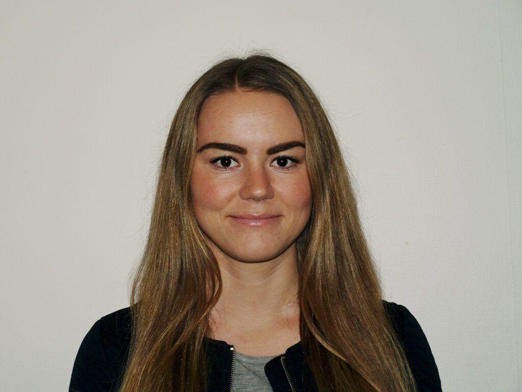 Klara Rönnebrand är vår nya idrottsadministratör