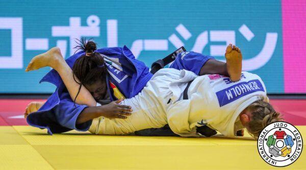 Tva japanska guld i judo