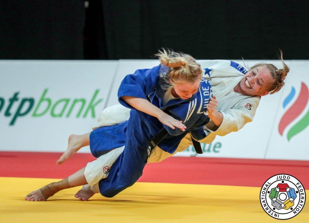 Anna Bernholm tillbaka på rätt spår