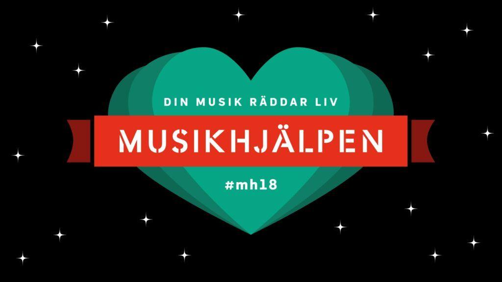 Svenska Judoförbundet för Musikhjälpen 2018