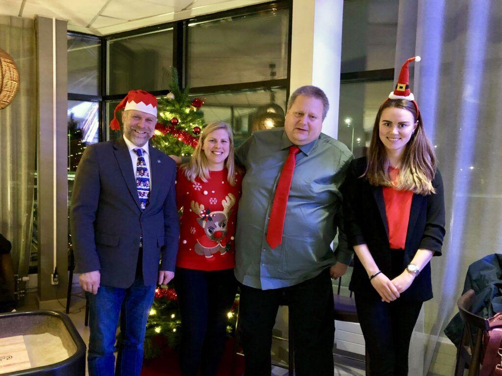 Huvudkontorets öppettider över jul och nyår