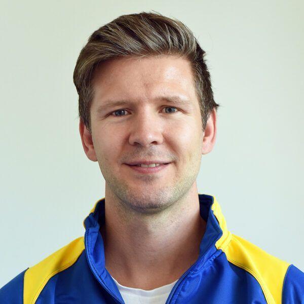 Profilbild av Johan Berg.
