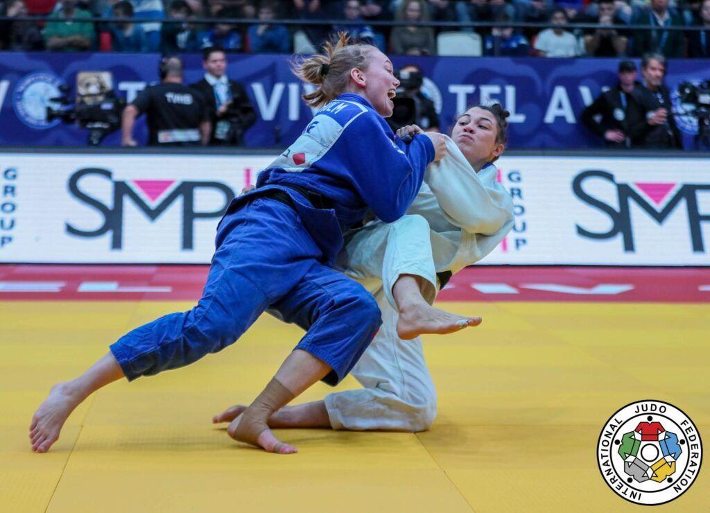 Guld till Anna Bernholmi Grand Prix i Tel Aviv!