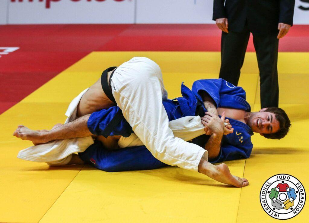 OS-kvalet i judo trappas upp