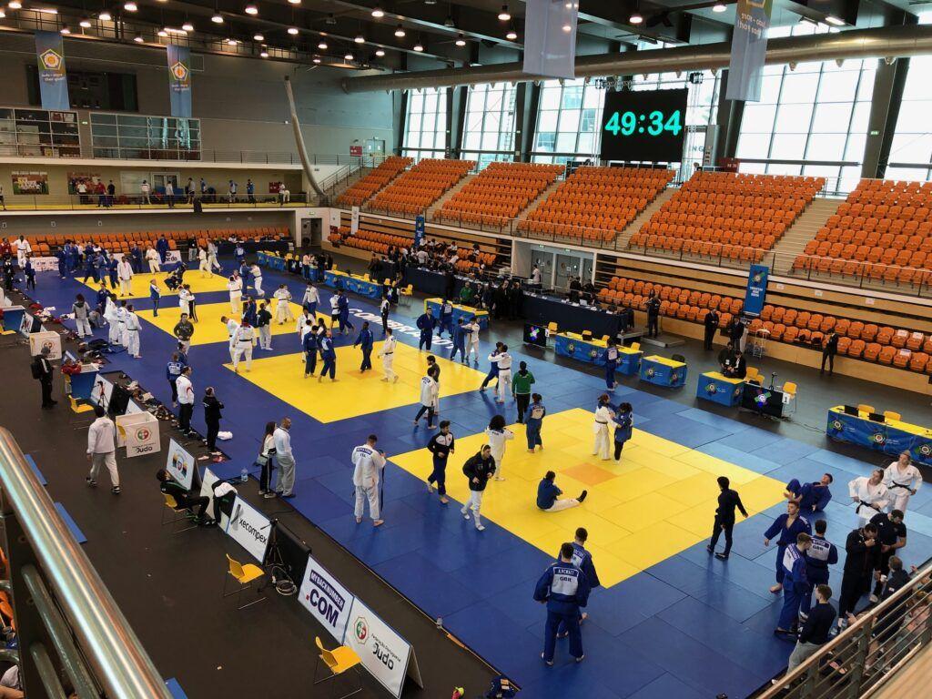 Rapport från Europacupen för juniorer i Coimbra