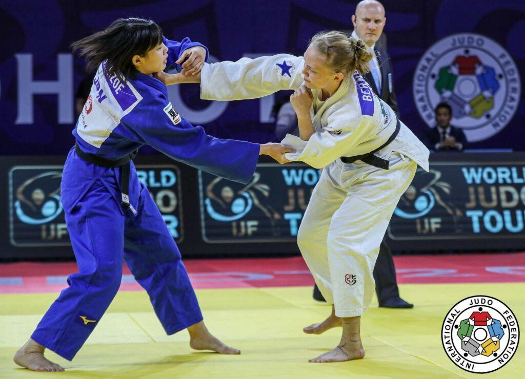 Snudd på perfekt start på OS-kvalets del två  för Anna Bernholm